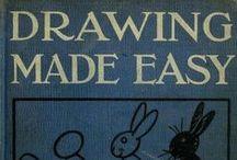 Dibujar fácil / El libro está en orden