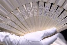 FANtastic! / The art of hand fans. / by Nartique Glass