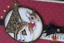 Christmas / My Xmas Stampin' Up! Creations