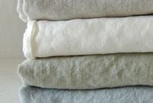 Lovely Linen / Feel the love for this soft, hard wearing and really versatile fabric! Linen is great fabric for interiors, curtains and blinds. Even for re-upholstery.