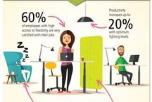 Infographics / Infographics that gives you an insight in the importance of using your height adjustable desk