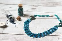 Beading Kits / Beautiful beading kits from Julia Curtis Beadwork.  All our beadwork kits contain illustrated instructions, beads, and findings (if needed), beading needle and the thread that you will need to complete the design.
