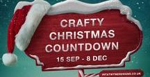Intatwyne Designs - Crafty Christmas Countdown 2016 / 24 Christmas projects with video tutorials all available on my blog www.intatwynedesigns.co.uk. Supplies can also be purcased from my online shop while still available - http://www2.stampinup.com/ECWeb/default.aspx?dbwsdemoid=5017521