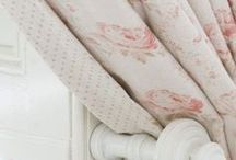 Curtains / Curtains made with our fabrics, curtain idea, tips, headings and everything curtains.