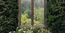 Cotswold gardens / Beautiful gardens English Cotswolds style. Photos and items perfect for a Cotswold style garden.