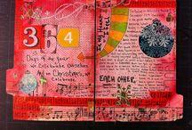 Art Journal / Ways I like to stay creative... / by Nichole Carter