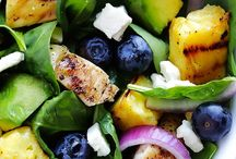 Eats - carnivore / Healthy, mouthwatering, delicious, and inspiring recipes and images of food. / by Linda Roos