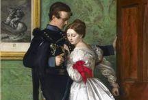 First: Romance & Love, Then: Weddings / Romantic notions of a hopeless romantic.