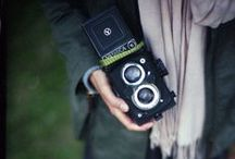 s h u t t e r / //cameras and things// / by Sarah Kathleen