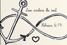 Hope is the Anchor for the Soul / by Corinne Zylstra