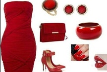 Red is me! Alive & vibrant!