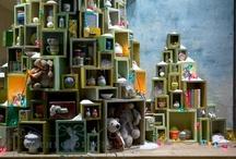 Installations -  Displays / by Omayra Rodriguez Silva