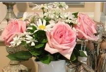 Flowers make me smile