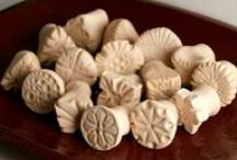 Clay Stamps / Check out my Etsy shop: http://www.etsy.com/shop/GiselleNo5