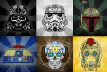 Star Wars  / by Heather Guidry
