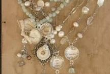 bijoux / récup, accumulations...