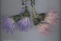 bijoux/perles de verre