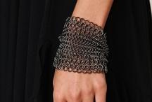 bijoux/chaînes, mailles...métal ou...