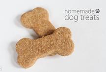Treats for my pups  / by Melinda Hendrix