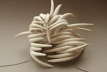 bijoux porcelaine, céramique...