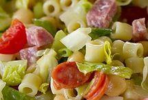 Soup, Salad & Sandwiches