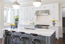 Kitchen ideas / by Amy Stack
