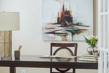 Home Staging in Dallas / Staged homes in Dallas and the surrounding areas.
