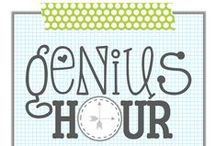 Genius Hour / Learn more about Genius Hour, 20% Time or Passion Projects, and how it can be used in your classroom.