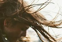 w i n d s w e p t / //wind in your hair// / by Sarah Kathleen