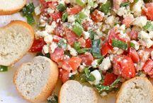 Dips, Salsas & Condiments
