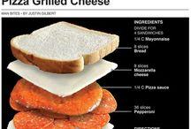 Ideas for Teese Vegan Cheese / Ideas of things we'd like to veganize using Teese Vegan Cheese