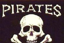 Pirates / by Jill Robinson