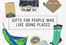 Travel Essentials / A collection of presents that are great for folks who love adventure!