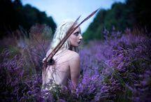 c r e a t u r e s / //mythological// / by Sarah Kathleen