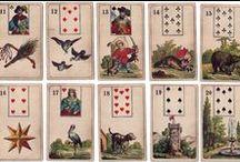 Lenormand / Lenormand fortunetelling cards
