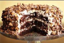 Cake and ice cream / by Melinda Hendrix