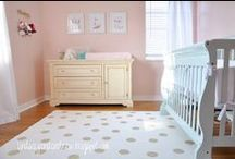 nursery / by Redd Hogan Design Build