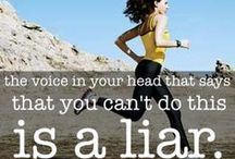 Fitness & Motivation / by Rhian Taylor