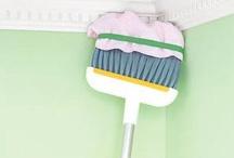 Cleaning / by Melanie Davis
