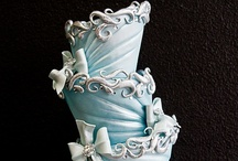 Cakes for Cake Snobs / Beautiful, fun, incredible cakes / by Toni Bruner