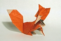 I love Origami (and Paper Art)