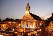Ville de Montbéliard - Montbeliard's city