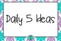 Daily 5 / by KTP on TPT