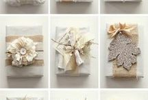 Wrap Me  / Packaging and gorgeous wrapping