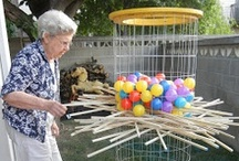 Activity Ideas for Residents / Ideas that can be adapted for nursing home residents