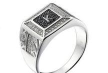 Sterling Silver Rings / by FOLLOW BEST