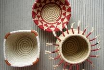 Basket weaving / by Jan Allan