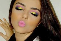 Dolled up ~ Makeup / Tips and tricks of makeup / by Jamella