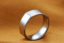 Tungsten Rings / The finest collections of Tungsten Wedding Rings & Tungsten Rings for Men, Women. Black Tungsten Rings & Mens Tungsten Carbide Rings. / by FOLLOW BEST