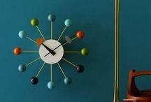 Clocks / by Jan Allan